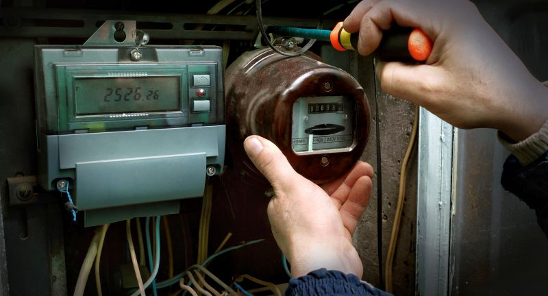 electricity, meter, electric, counter, electrician, electrical, energy, power, industrial, equipment, smart, current, home, technician, maintenance, bill, industry, device, measure, voltage, technology, monitor, box, black, man, tool, supply, line, worker, cable, work, installing, utility, panel, services, construction, instrument, person, reading, engineer, electricity, meter, electric, counter, electrician, electrical, energy, power, industrial, equipment, smart, current, home, technician, maintenance, bill, industry, device, measure, voltage, technology, monitor, box, black, man, tool, supply, line, worker, cable, work, installing, utility, panel, services, construction, instrument, person, reading, engineer