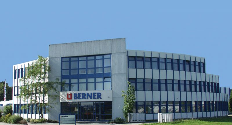 Firmensitz der Berner Ges.m.b.H. in Braunau am Inn, OÖ