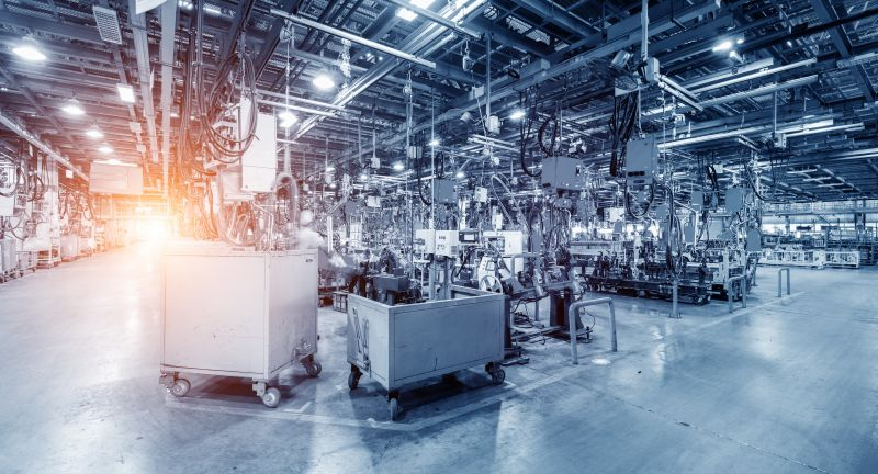abstract, factory, business, industry, industrial, blue, technology, building, interior, warehouse, architecture, light, steel, airport, room, plant, digital, city, computer, production, hall, design, floor, metal, office