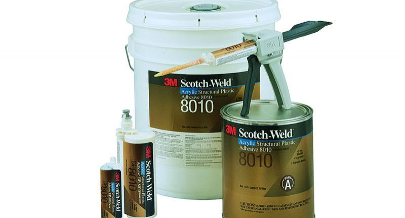 3M Scotch Weld DP 8010